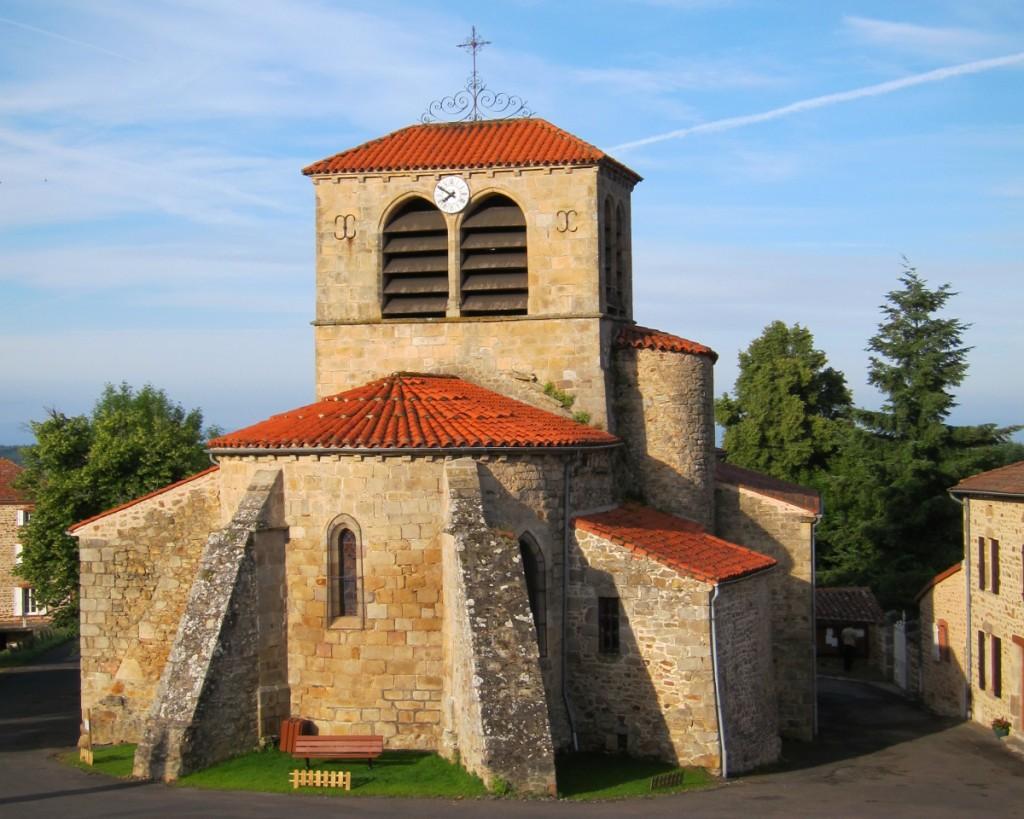 L'église Notre Dame de Chassignolles