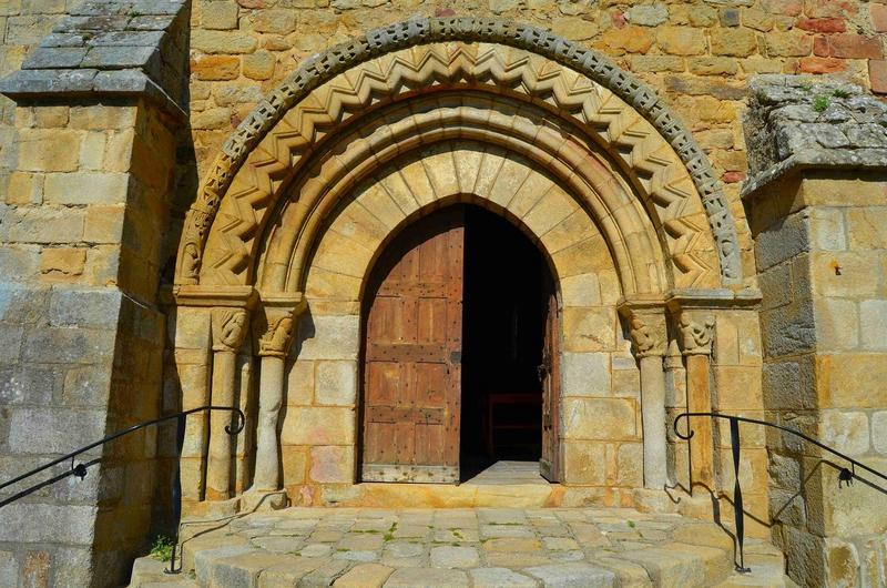Porche de l'église